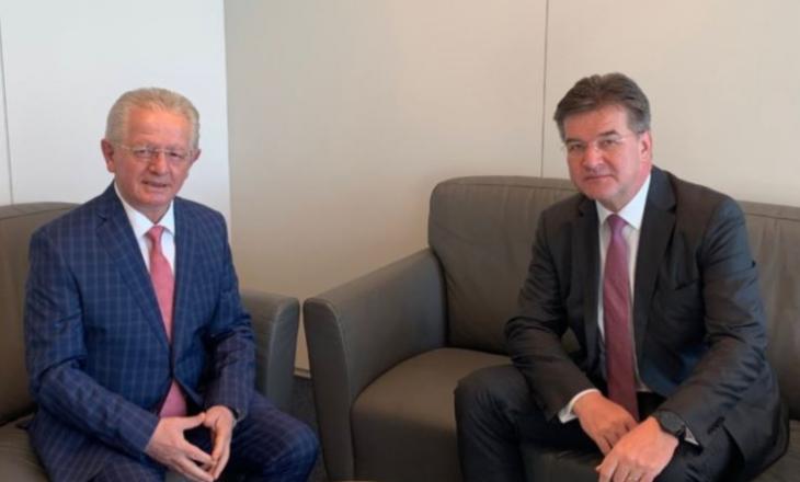 Hyseni thotë se në Bruksel u diskutuan elemente të një marrëveshje të përgjithshme