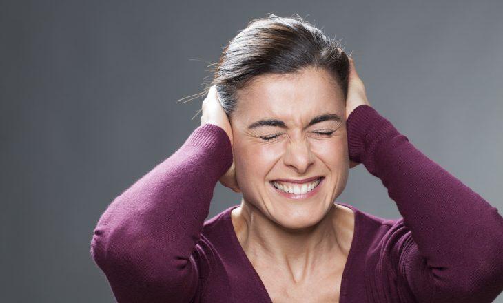 Nëse acaroheni nga disa tinguj mund të keni këtë çrregullim
