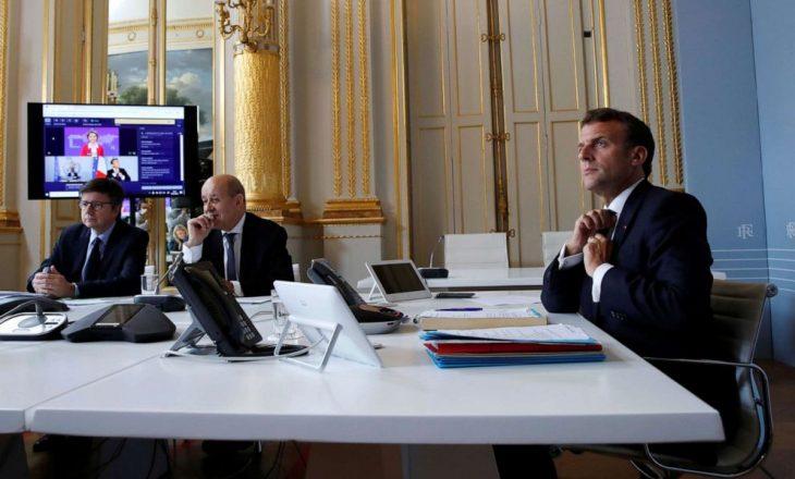 Franca e Gjermania lëshojnë deklaratë pas samitit virtual