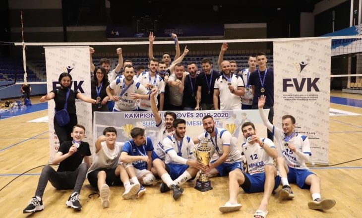 Kv Ferizaj bënë historinë duke u shpallur kampion-dedikim për trajnerin e tyre të ndjerë