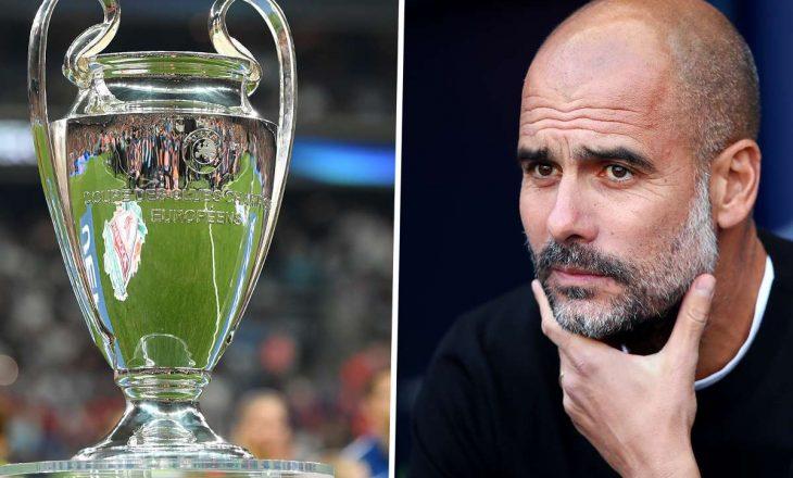 ZYRTARE: Merret vendimi nëse Manchester City do të luajë në Champions League, në 2 sezonet e ardhshme