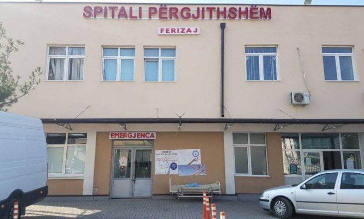 Numër i madh i pacientëve, por vetëm një respirator në Spitalin e Ferizajt – kërkohet ndihmë urgjentisht