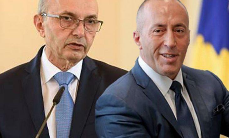 Haradinaj solidarizohet me Mustafën