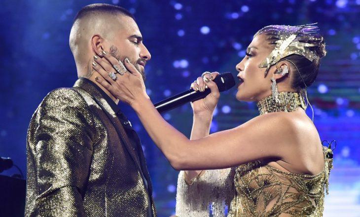 Shpërthim latin: Maluma dhe Jennifer Lopez në një bashkëpunim