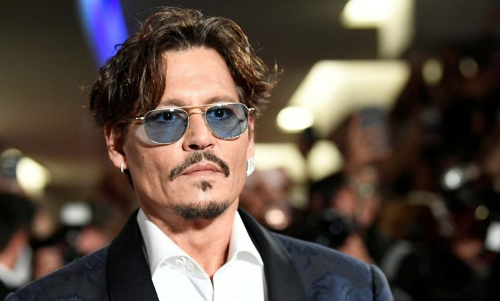 Johnny Depp është i preferuari i Tim Burton në projektin e tij të ri filmik