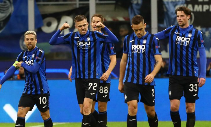 Nuk është Juventus e as Inter skuadra me më së shumti gola në Serie A