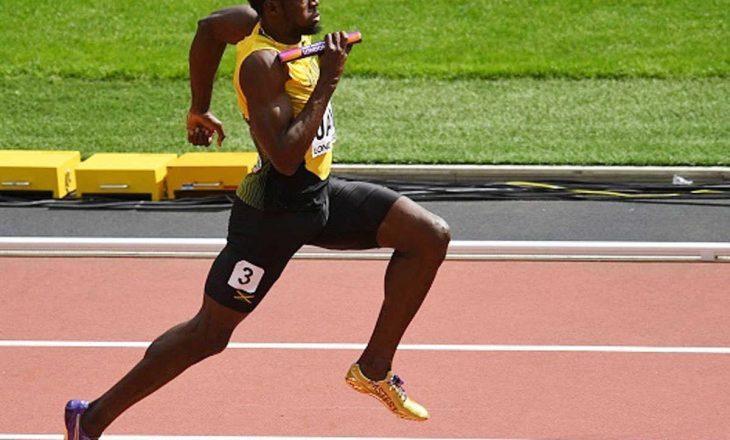 Emri i foshnjës së Usain Bolt tingëllon si një kampione e vërtetë