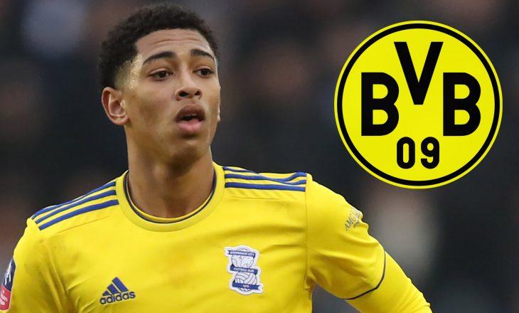 Zyrtare: Dortmund transferon Jude Bellingham