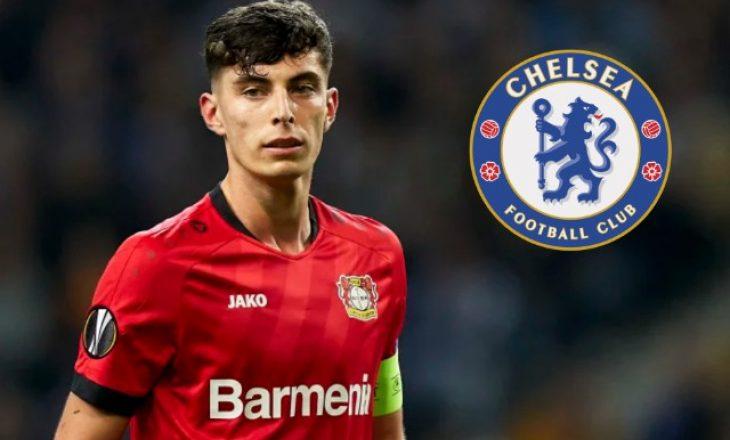 Mungon vetëm nënshkrimi – Havertz lojtar i Chelsea