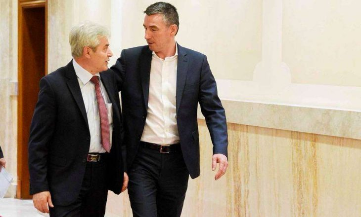 Kadri Veseli uron Ali Ahmetin pas fitores në zgjedhje