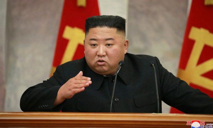 """Kim Jong Un thotë se s'do ketë më luftë """"mbi këtë tokë"""", falë armëve bërthamore të Koresë Veriore"""
