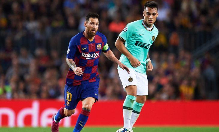 Barcelona dhe Inter mund ti shkëmbejnë lojtarët