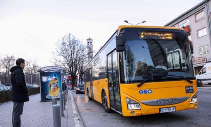 Rikthehet linja e Trafikut Urban për në Aeroportin e Prishtinës