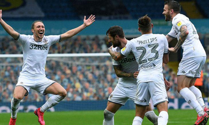 Pas 16 viteve Leeds United kthehet në Premier Ligë