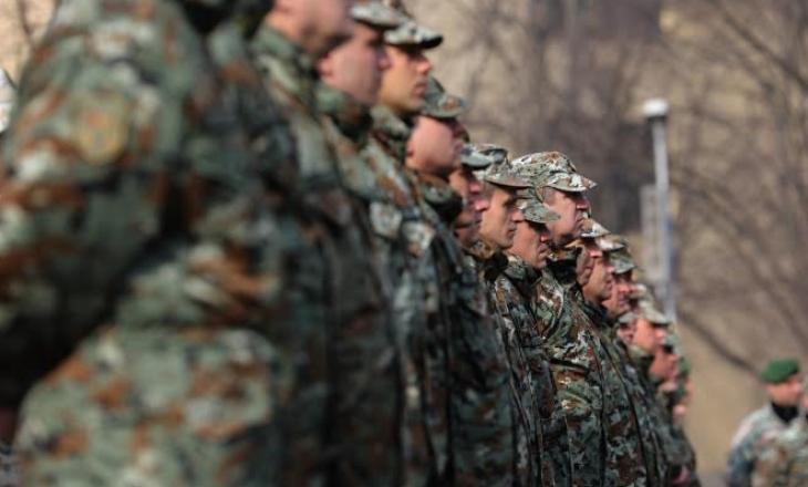 Maqedonia e Veriut dërgon togë ushtarake në KFOR-in në Kosovë