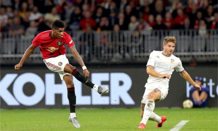 Rivaliteti ka filluar – Fansat e Manchester United e detyrojnë Marcus Rashford t'a fshijë postimin në twitter