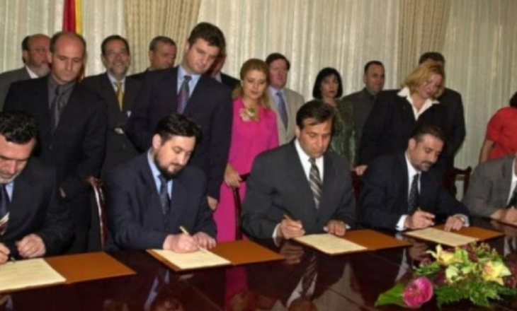 19 vjet nga Marrëveshja e Ohrit