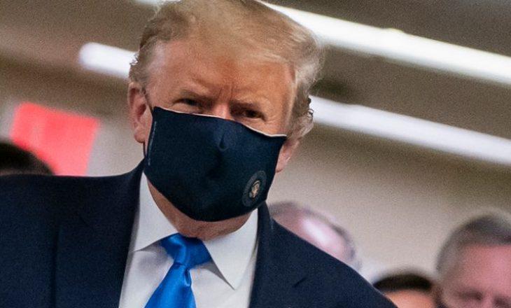 Megjithatë Trump pranon maskat: Ato janë të mira