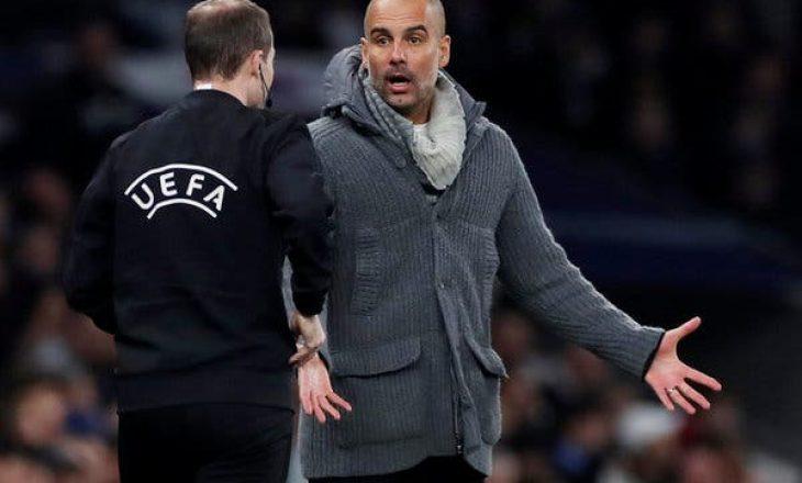 Manchester City jashtë Ligës së Kampionëve?