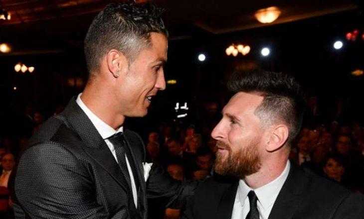 """""""Messi mund të bashkohet me Guardiolan, apo të luajë bashkë me Ronaldon"""""""