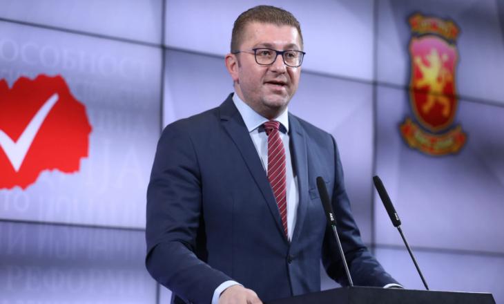VMRO bën përpjekje për formimin e shumicës së re parlamentare në Maqedoninë e Veriut