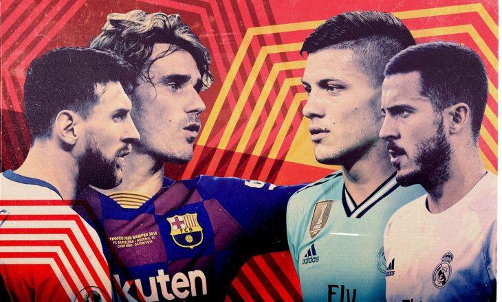Konfirmohen datat e reja të afatit kalimtar të transferimeve në La Liga