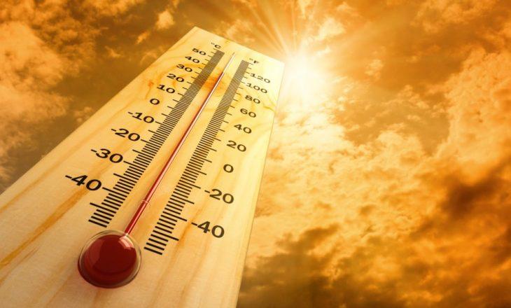 Mot shumë i nxehtë këtë javë