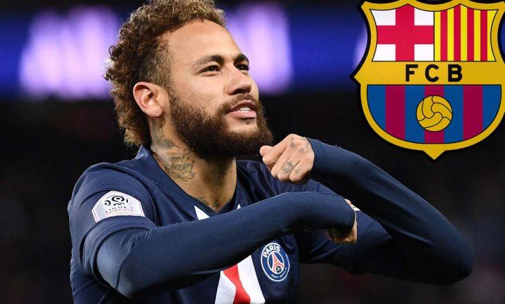 PSG i tregon Barcelones se çka dëshirojnë në këmbim për Neymar