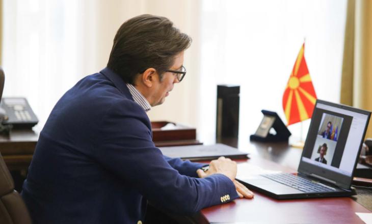 Pendarovski – Lajçak: Kontributi i BE-së është më se i nevojshëm për përforcimin e stabilitetit rajonal