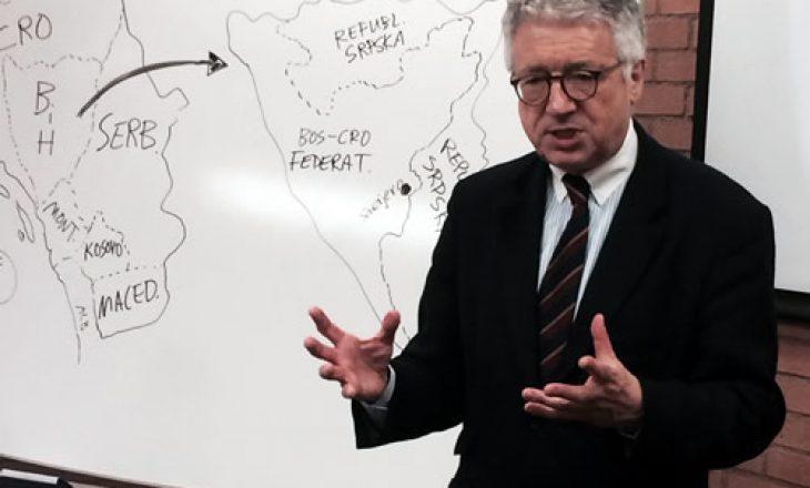 Petritsch: E pazakonshme, si doli aktakuza për Thaçin e Veselin