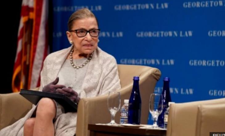 Ruth Bader Ginsburg njofton se i është rikthyer kanceri