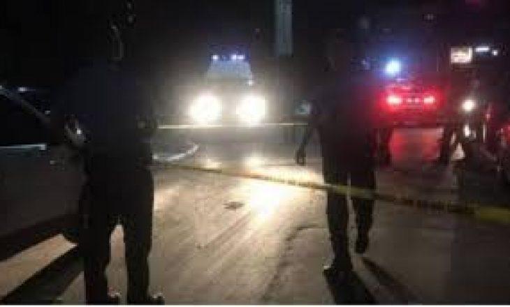 Policia jep detaje për të shtënat më armë zjarri të rruga B, dyshohet për dy persona të plagosur