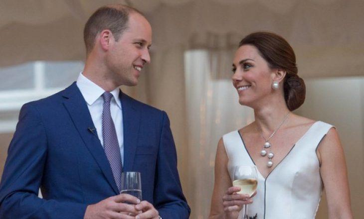 As fustan, as xhevahire të çmuara! Princi William i kishte bërë bashkëshortes një dhuratë të pazakontë