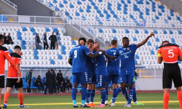 Sot luhet super finalja e Kupës – Prishtina vs Ballkani