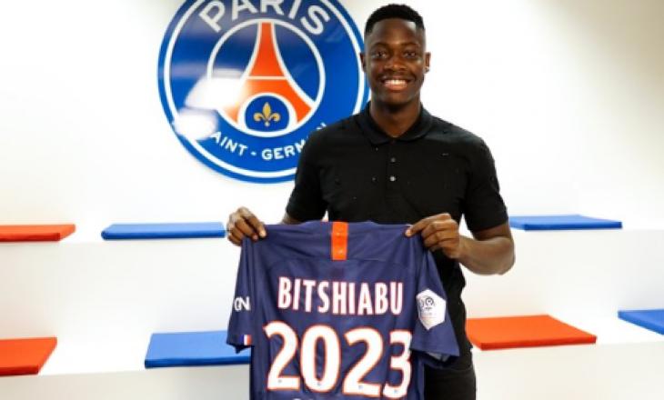 PSG nënshkruan me një 15 vjeçar