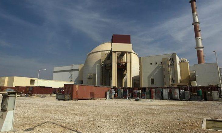 Shpërthim në një termocentral në Iran