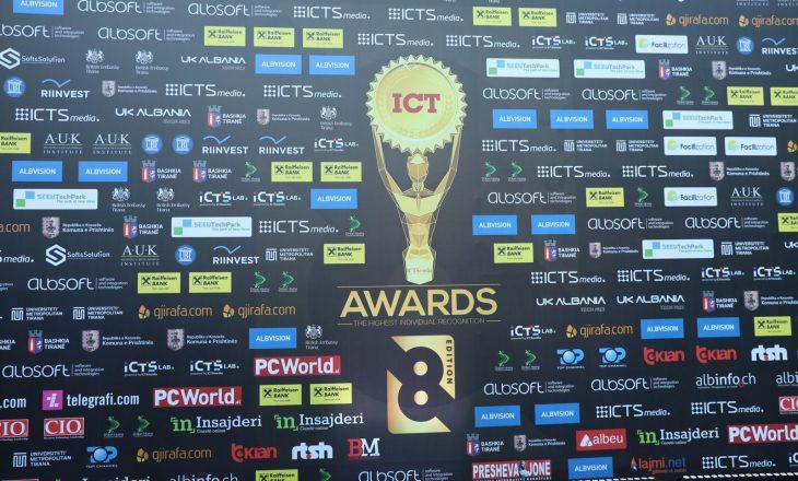 Vetëm pas pak – Mbrëmja Gala e edicionit të 8 të Albanian ICT Awards