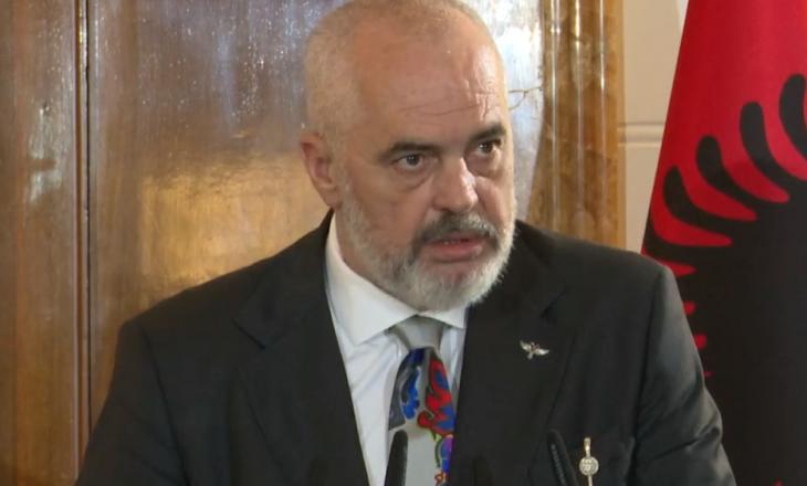 Rama: Të gjithë aktorët politikë shqipfolës të jemi njëzëri