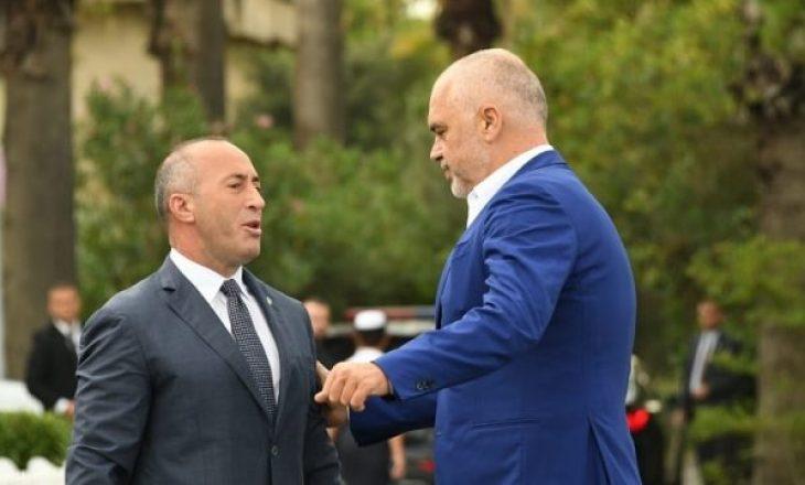 """Haradinaj pyetet për heqjen e padisë nga Rama: """"Ramushi s'lëkundet me padi – për mua si ke, si s'ke"""""""