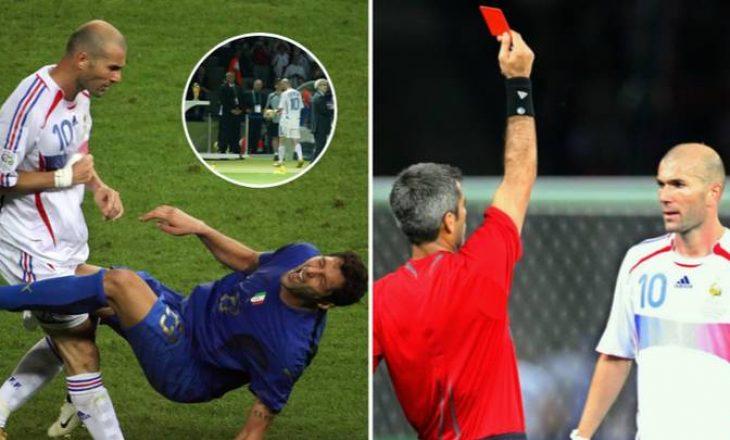 Marco Materazzi zbulon se çfarë i tha Zinedine Zidane në incidentin e famshëm të vitit 2006