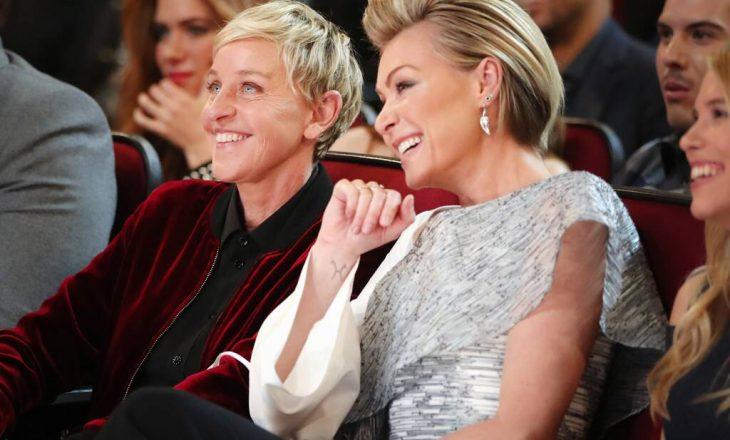 Ellen DeGeneres dhe bashkëshortja e saj ishin në shtëpi kur ndodhi plaçkitja