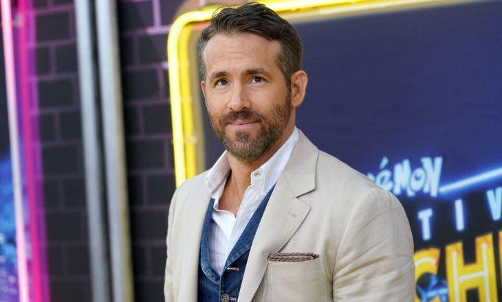 Ryan Reynolds po ndihmon gruan të gjejë arushin që kishte të incizuar zërin e nënës së ndjerë