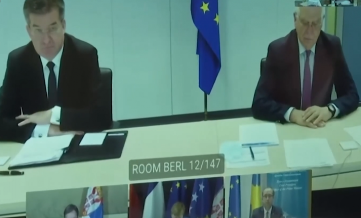 Hoti e Vuçiq takohen me 16 korrik