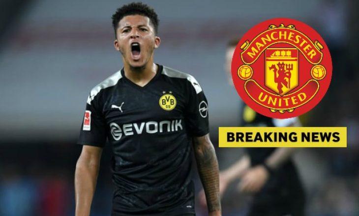Dortmund refuzon ofertën e parë nga Manchester United