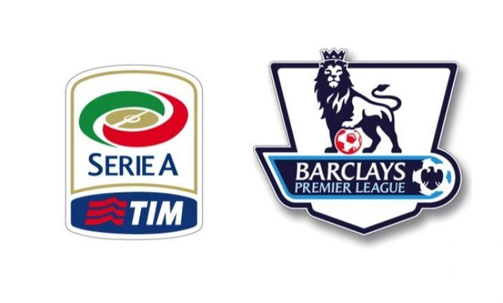 Sot ka ndeshje nga Serie A dhe Premier Ligë