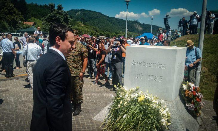 Kurti: Në Srebrenicë ndodhi gjenocid – Çfarë ndodhi atje janë më të vërtetë skena ferri