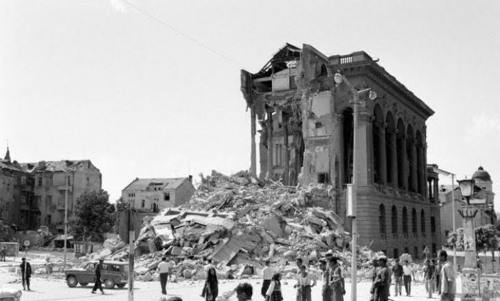 Shkup, 57 vjet nga tërmeti katastrofal