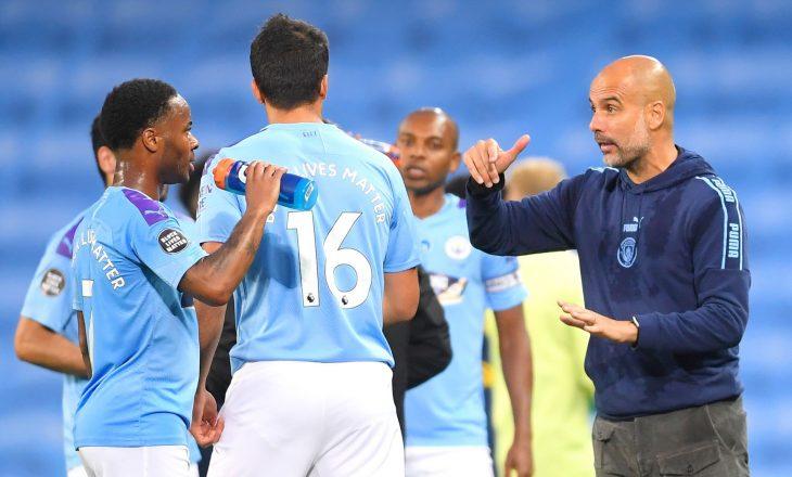 5 lojtarë në radarin e Manchester City