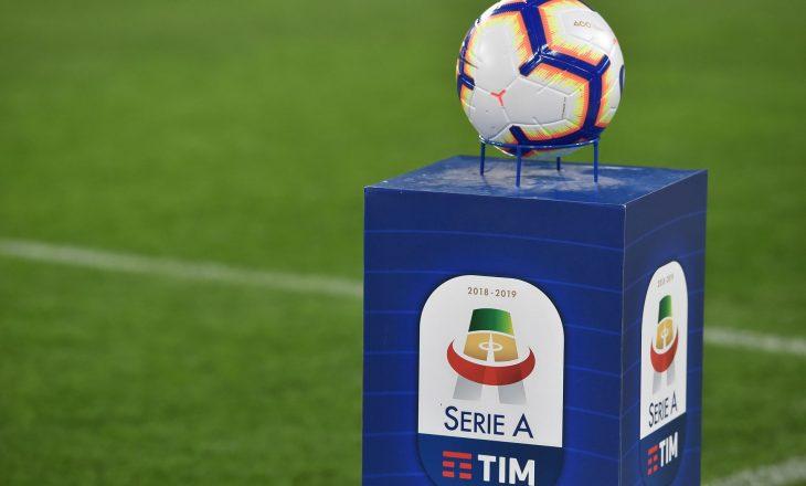 Serie A na vjen sot me ndeshjet e javës së 30-të