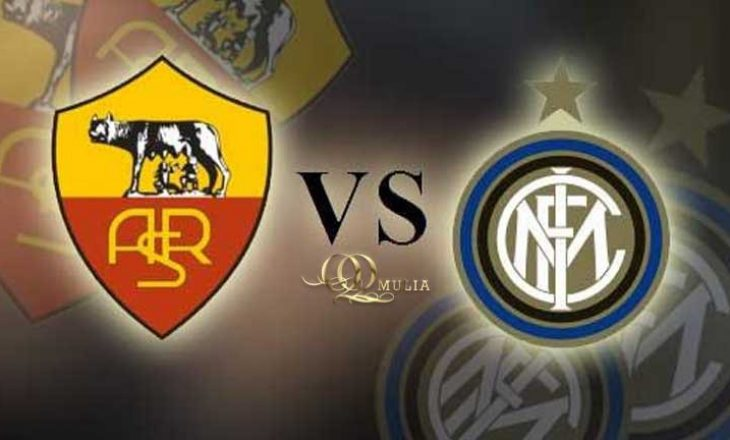 Sonte derbi Roma vs Inter